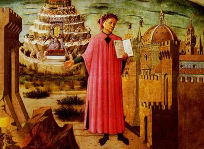"""""""Il poema sacro"""": la commedia di Dante illustrata da tre pittori, dal 16 novembre, Pievequinta Forlì"""