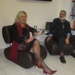"""Intervista di Alessia Mocci a Diana Battaggia riguardo l'antologia poetica """"Taggo e Ritraggo"""""""