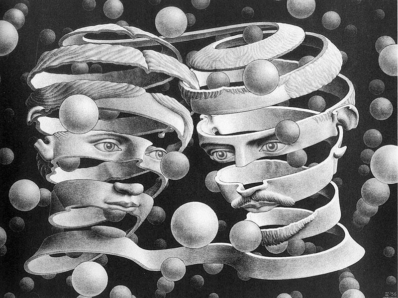 """""""Escher"""": la mostra dedicata all'artista che ha creato dalla forma l'illusione, sino al 22 febbraio 2015, Roma"""
