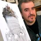 Ángel Boligán Corbo: l'artista prende coscienza della condizione di schiavitù in cui l'uomo moderno è costretto