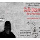 """Mario Pischedda presenta """"Cafè Bizarre"""", Cineteca Sarda, Cagliari, 5 maggio 2011"""