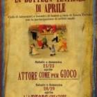 La Bottega teatrale di aprile, da sabato 21 aprile, Interno 24, Cagliari