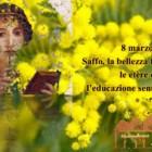 8 marzo: Saffo, la bellezza femminile, le etère e l'educazione sentimentale