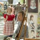 """""""Big eyes"""", film di Tim Burton: la storia della pittrice dei figli di nessuno"""