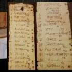 La Striscia del Maestro Carlo Sciarrelli: il mitico elenco dei 138 progetti di barche a vela ed a motore