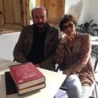 """Intervista di Carina Spurio a Davide Rondoni e Federica D'Amato ed al loro libro """"I termini dell'amore"""""""
