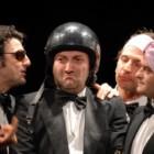 """""""Magic People Show"""" dal romanzo di Giuseppe Montesano: quattro attori alle prese con i rottami della coscienza"""
