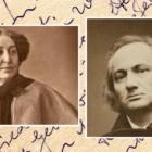 """""""Il vulcano malato"""" di Charles Baudelaire: la lettera a George Sand"""