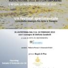 """Festival delle arti """"L'acqua, la natura e le donne"""", dal 9 al 18 febbraio 2012, San Giuliano Terme"""