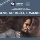"""""""Lorenzo de' Medici, il Magnifico"""": Giulio Busi per la sezione Raccontami la storia, 12 gennaio, Milano"""