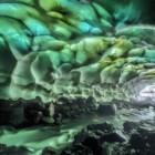 Russia: scoperta Cattedrale di ghiaccio sotto un vulcano Mutnovsky