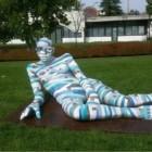 Le sculture giganti di Rabarama: una metamorfosi formale per aspirare alla libertà assoluta
