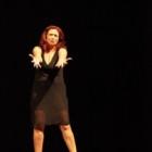 """Intervista di Irene Gianeselli a Silvia Nebbia, attrice dello spettacolo """"I favolosi inediti del cabaret anni 50-60"""""""