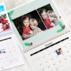 Il calendario e l'arrivo del nuovo anno: il comodo fai-da-te di Snapfish