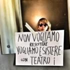 Intervista di Irene Gianeselli a Teatro i di Milano: smettere di resistere per esistere