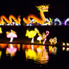 """Magical Lantern Festival"": Explore The Silk Road, until February 26, London"