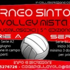 Quinta edizione del Torneo Sintony di pallavolo mista amatoriale a Cagliari: iscriviti subito