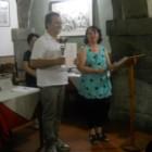 """Intervista di Rosario Tomarchio ad Alberto Diamanti, autore de """"La formichina giramondo"""""""