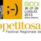 """Vinicio Capossela, Erri de Luca e Skepto al festival """"Appetitosamente"""", dal 26 al 28 luglio 2013, Siddi"""