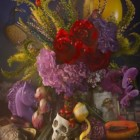 """Earth Laughs Flowers"": David Lachapelle sino al 24 marzo a Milano"