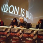 """London is burning"" documentario di Haim Bresheeth presentato al Docucity, Milano"