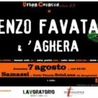 Jazz: Enzo Favata & 'Aghera per l' Urban Coincid 03, domenica 7 agosto 2011, Samassi(VS)