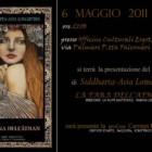 """Presentazione di """"La tara dell'Atman"""" di Siddharta-Asia Lomartire, Rupe Mutevole Edizioni, Lecce, 6 maggio 2011"""