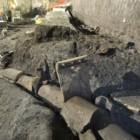 Metropolitana di Roma: dagli scavi emerge il più grande bacino idrico di età imperiale