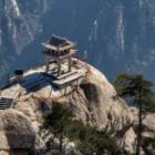Escursione ad Hua Shan in Cina: come rischiare la vita per una tazza di tè