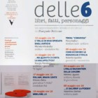 """""""Il Salotto delle 6"""", kermesse letteraria, dal 10 al 25 maggio a Viterbo – programma completo"""