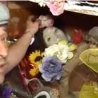 Angelina, la mummia di Catania: apparsa in sogno con alcune richieste kitsc