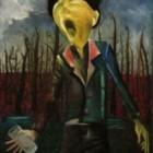"""Presentazione de """"La tara dell'Atman"""" ed esposizione delle opere di Giuseppe Pespi Stefani e Ciro Vincenzo Motolese, 1 giugno 2011, Martignano"""