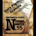 "Gara Poetica Gratuita ""Nomen Nescio N° 55"""