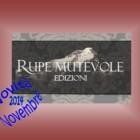 Le novità editoriali di novembre 2014 della casa editrice Rupe Mutevole Edizioni