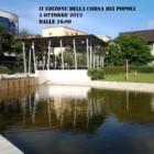 """II edizione della """"Corsa dei Popoli Tutti dentro"""": sport, arte e giocoleria per grandi e piccini, sabato 5 ottobre, Cagliari"""