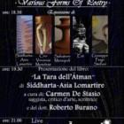 "Poesia, arte e musica: ""Various Forms of Poetry"", venerdì 3 febbraio 2012, Fragagnano (TA)"