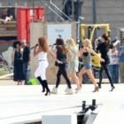 Le Spice Girls alla cerimonia di chiusura delle Olimpiadi 2012: Wannabe e Spice Up your Life i brani scelti