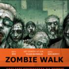 III° Edizione della Zombie Walk a Cagliari, sabato 3 novembre 2012