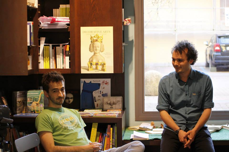 """""""America"""" ed """"Anche se a Londra piove"""", doppia presentazione letteraria, 22 giugno 2013, Cagliari"""
