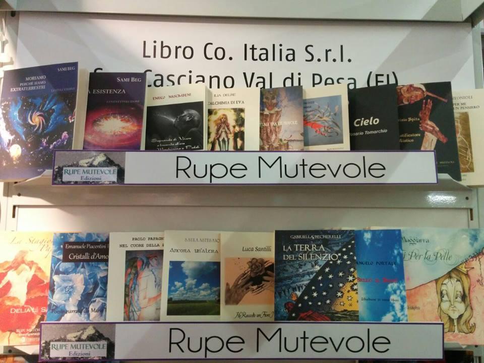 Impressioni editoriali: la partecipazione di Rupe Mutevole Edizioni alla Buchmesse di Francoforte 2014