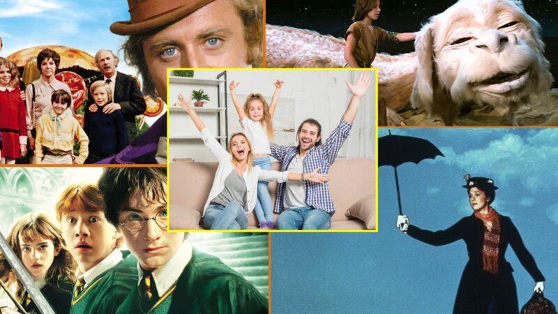 Dal cinema al piccolo schermo: i migliori film da vedere in famiglia