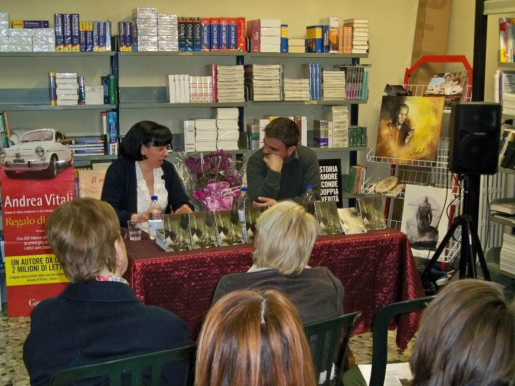 """Resoconto della presentazione di """"Senza Rete"""" di Fiorella Carcereri – Intervista di Massimiliano Coccia"""