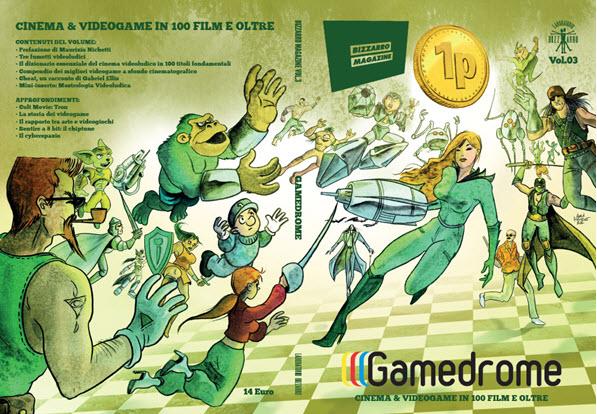 """""""Gamedrone"""", libro sul rapporto tra cinema e videogiochi: dal 20 novembre in libreria"""