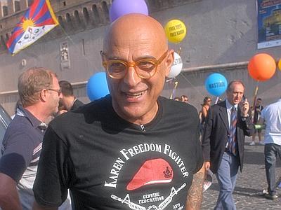 Gramsci, Futurismo Neo-Futurismo e Graziano Cecchini RossoTrevi, 22 giugno 2013, Ales, Sardegna