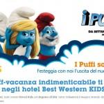 Gli Hotel Best Western si tingono di blu: in arrivo le puff-vacanze