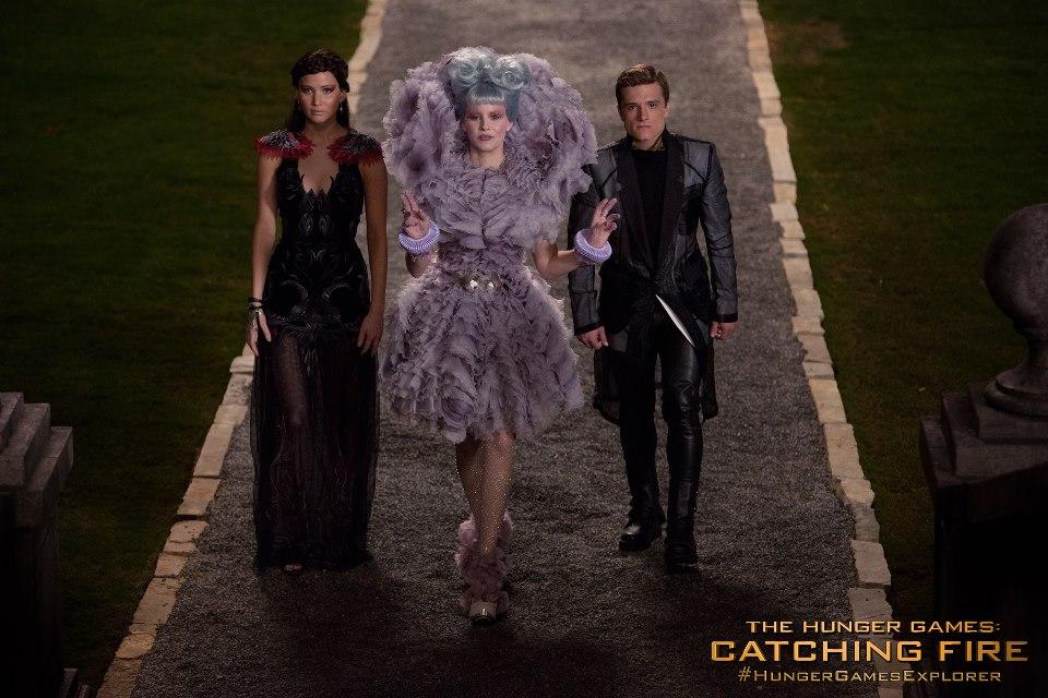 """""""Hunger Games La ragazza di fuoco"""": Katniss e Peeta riusciranno a sopravvivere?"""