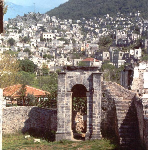 Città abbandonate: Kayaköy, il museo a cielo aperto