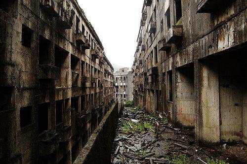 Keelung a Taiwan: il quartiere Zhongzheng District come una Ghost Town vive il ritorno della natura