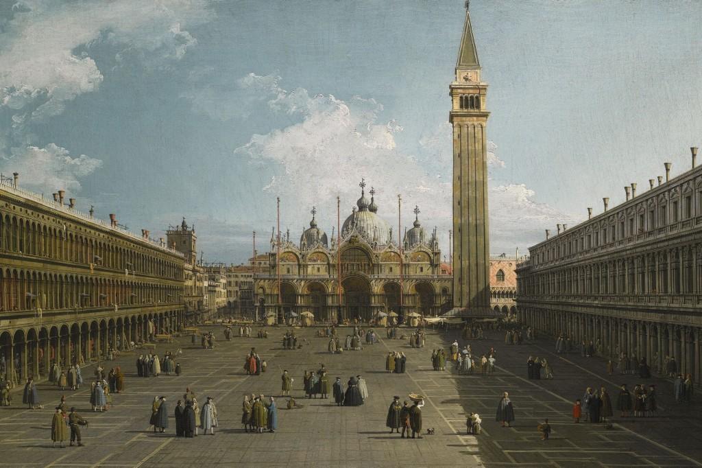 """""""La poesia del paesaggio di Canaletto"""" nella Galleria Nazionale dell'Umbria: sino al 19 gennaio 2015, Perugia"""