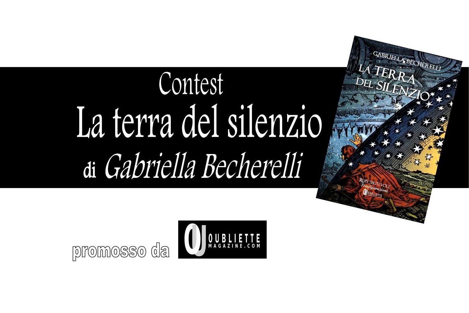 """Vincitori e finalisti del Contest """"La Terra del Silenzio"""""""